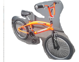 Bicicleta Freestyle Cross 20 Aluminio
