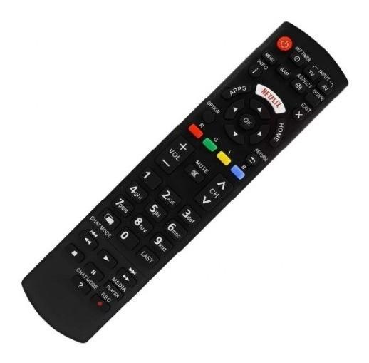 Controle Tv Smart Panasonic Viera Netflix Frete Grátis