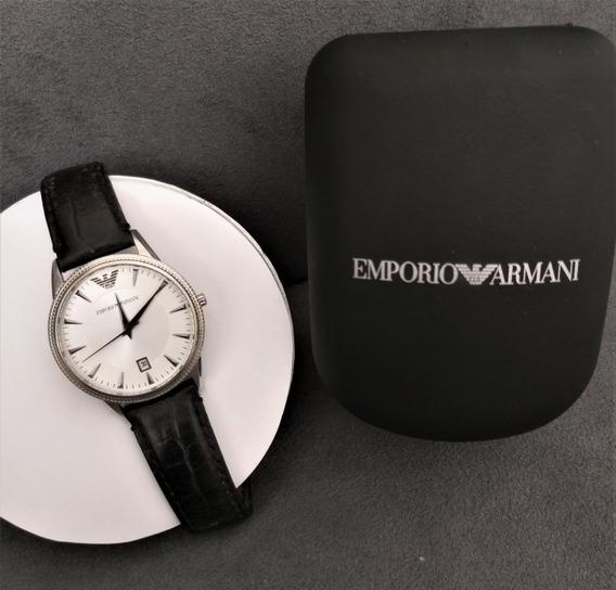 Super Oferta Reloj Para Caballero Emporio Armani Cuarzo