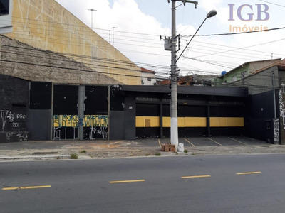 Galpão À Venda, 540 M² Por R$ 1.900.000 - Casa Verde - São Paulo/sp - Ga0091