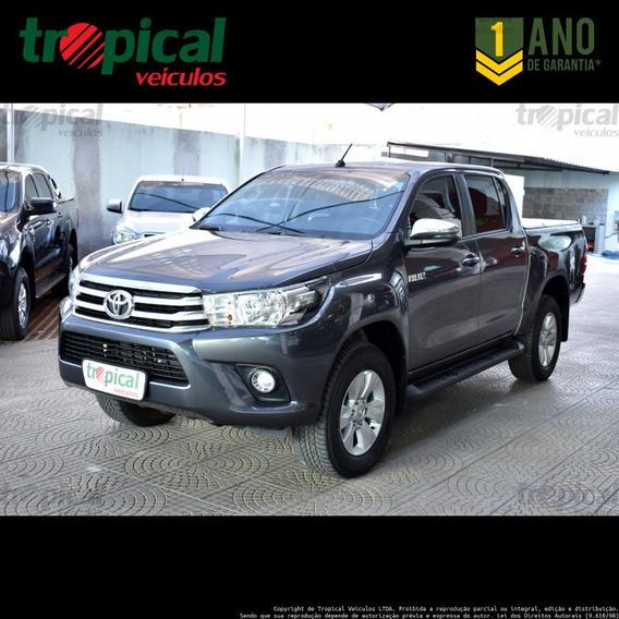 Toyota Hilux Srv 4x4 Cd 2.8 16v