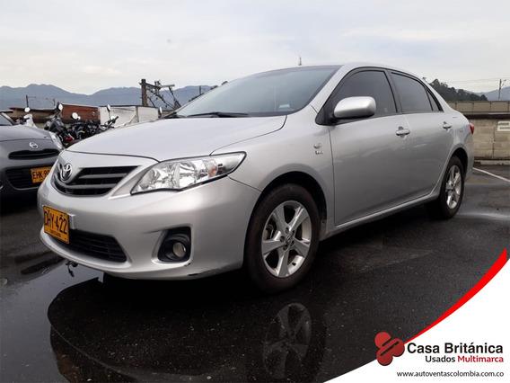 Toyota Corolla Xei 1800cc Automatica 4x2 Gasolina