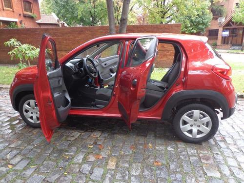Renault Kwid 1.0 Zen 11000 Kms Nuevo !!!