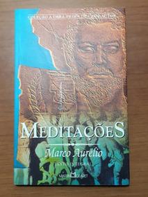 Meditações - Marco Aurélio - Martin Claret - Frete Grátis