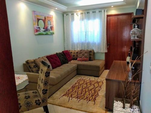 Apartamento - Vila Augusta - Ref: 1844 - V-3644