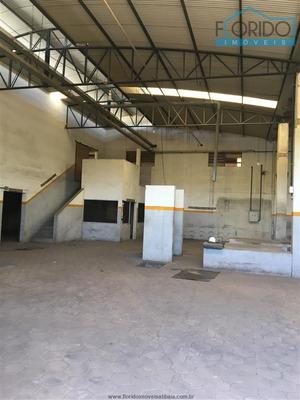 Galpões Industriais Para Alugar Em Bom Jesus Dos Perdões/sp - Alugue O Seu Galpões Industriais Aqui! - 1367509