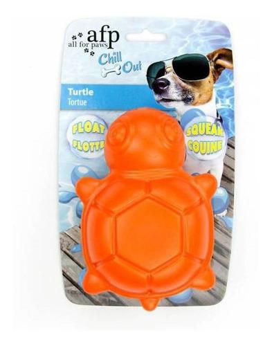 Brinquedo Borracha Para Cachorro Turtle Tartaruga Chill Out