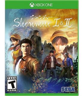 Shenmue I & Ii Xbox One Nuevo Fisico Sellado