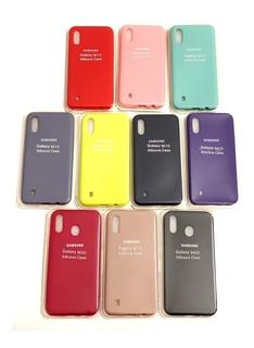 Funda Silicone Case Cover Para Samsung M10 M20 M30 A10 A30