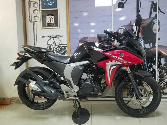 Yamaha Fazer 16 2016