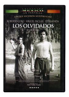Los Olvidados Luis Buñuel Pelicula Dvd