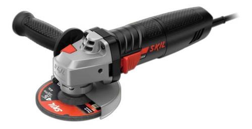 Amoladora angular Skil 9002  de 50Hz/60Hz negra 220V