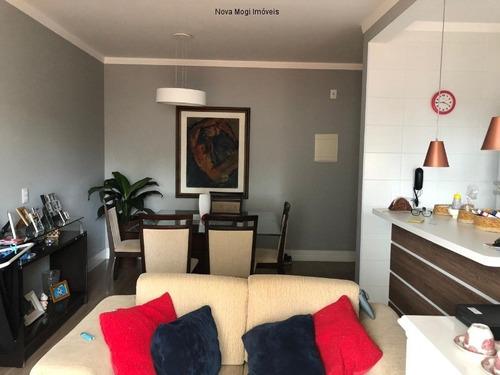 Imagem 1 de 27 de Apartamento - Ap00063 - 34237674