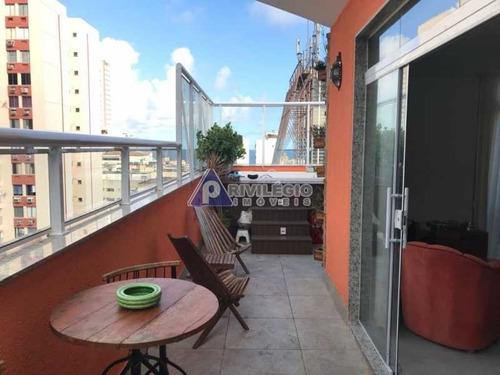 Imagem 1 de 24 de Apartamento À Venda, 3 Quartos, 1 Vaga, Leme - Rio De Janeiro/rj - 3537