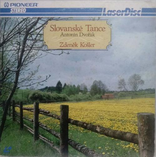 Laserdisc - Slovanské Tance - Antonín Dvorak