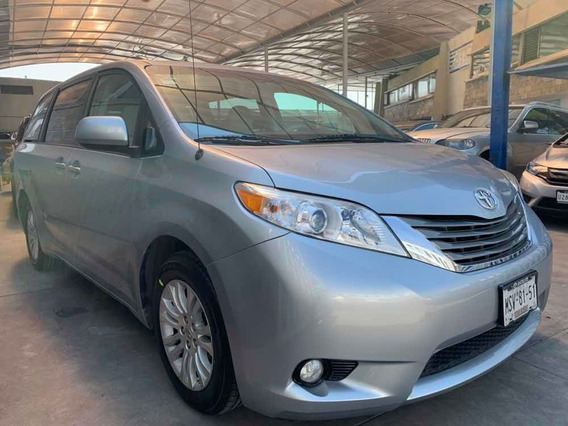 Toyota Sienna 3.5 Xle V6 At