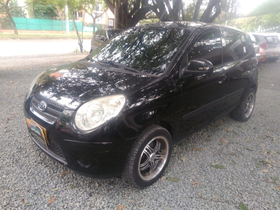 Kia Picanto Lx Morning 2010 Motor 1.1