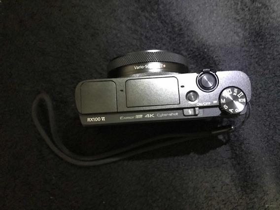 Sony Rx100 Mark 6 A Cybershot Mais Sinistra Da Sony