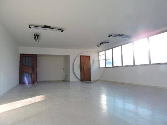 Sala À Venda, 85 M² Por R$ 430.000,00 - Centro - Santo André/sp - Sa0630