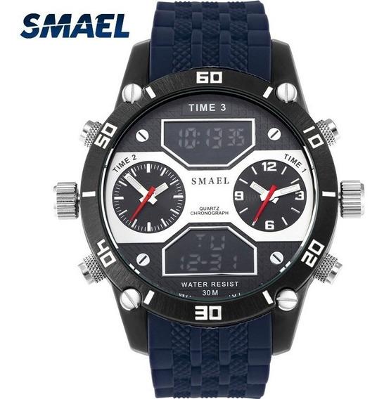 Relógio Masculino Smael 1159 Prova D