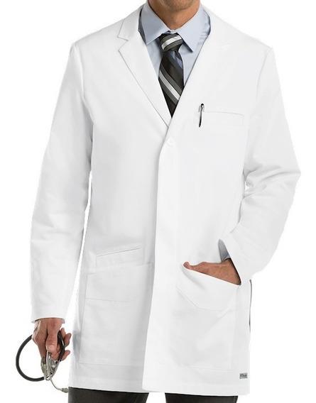 Bata Medica Greys Anatomy Modelo 0917 Para Caballero