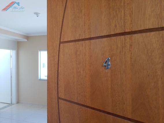 Apartamento Para Alugar No Bairro Éden Em Sorocaba - Sp. - Ap 032-2