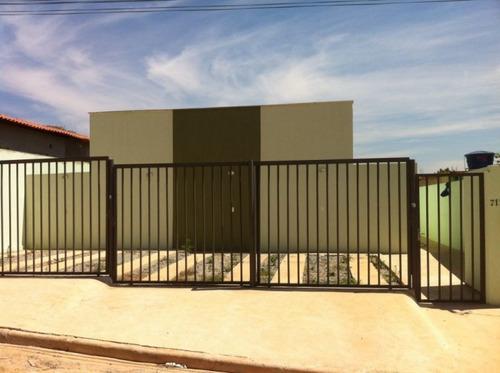 Casa Geminada Com 2 Quartos Para Comprar No Porto Seguro Em Ribeirão Das Neves/mg - 709