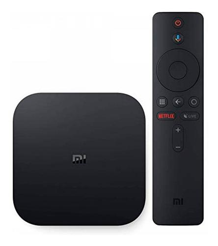 Xiaomi Mi Tv Box Android 4k Smart Tv Chromecast Tienda
