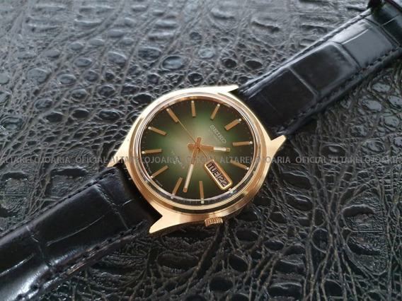 Relógio Seiko Vintage Automatic Calendário