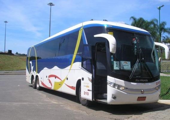 Ônibus Marcopolo Paradiso 1200 G7 Mercedes 0500 Rsd Leito