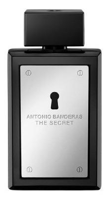 Perfume Hombre A. Banderas The Secret - 100ml