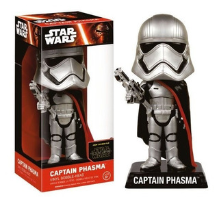 Funko Wacky Bobble Head Capitan Plasma Star Wars #funkonauta