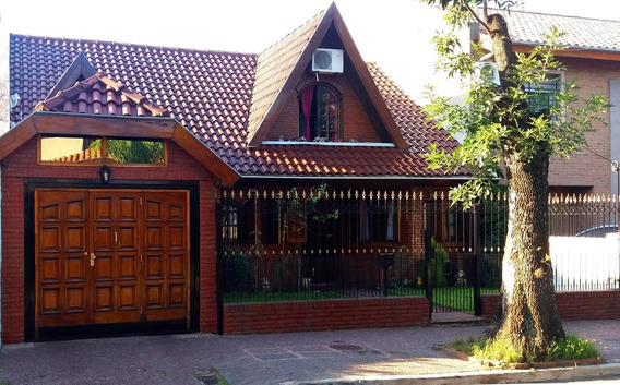 Casa Venta 6 Amb. Pileta, Quincho, 2 Cocheras, Saavedra Caba
