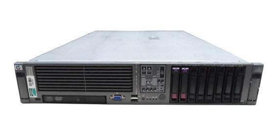Servidor Hp Dl385 2 Proc Quad Core 32gb Hd 584gb Sas