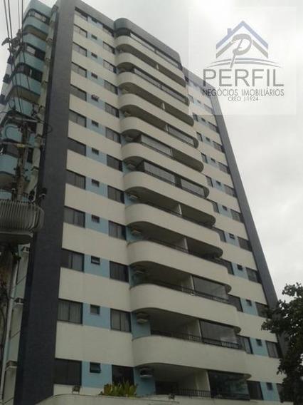 Apartamento Para Locação Em Salvador, Pituba, 3 Dormitórios, 2 Suítes, 2 Banheiros, 2 Vagas - 82