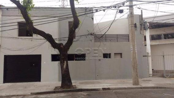 Casa À Venda, Centro, Santo André. - Ca0327