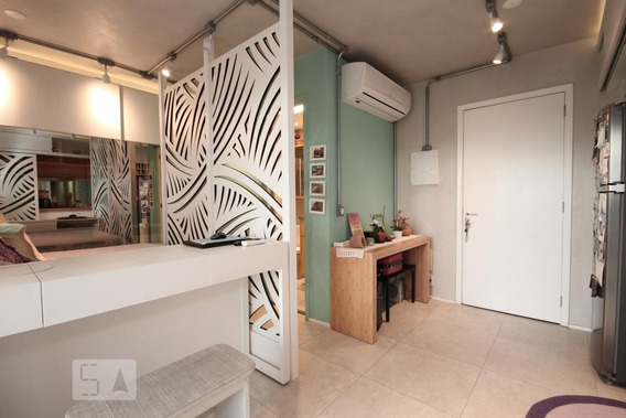 Apartamento Para Aluguel - Ipiranga, 1 Quarto, 35 - 893039460