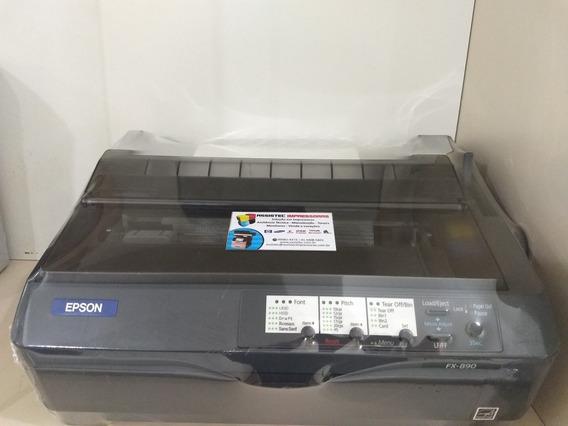 Impressora Epson Matriacial Fx 890 Edge Black Semi-n
