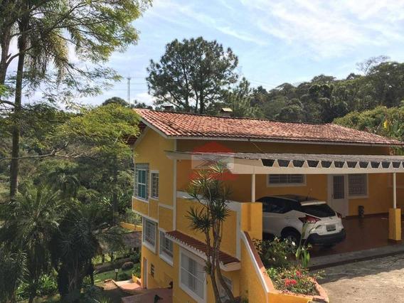 Chácara Com 5 Dormitórios À Venda, 10000 M² Por R$ 680.000,00 - Vila Darcy Penteado (mailasqui) - São Roque/sp - Ch0149