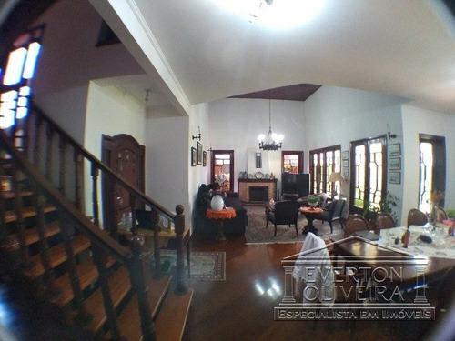 Imagem 1 de 15 de Sobrado - Condominio Terras De Santanna - Ref: 11953 - V-11953