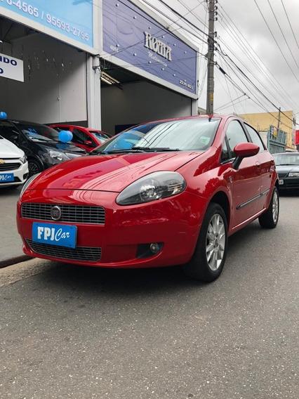 Fiat Punto 2012 1.4 Attractive Flex