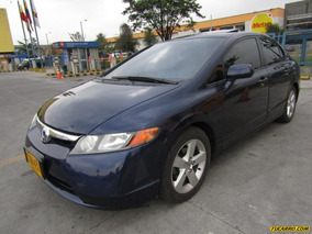 Honda Civic Ex-l At 1800cc Ct