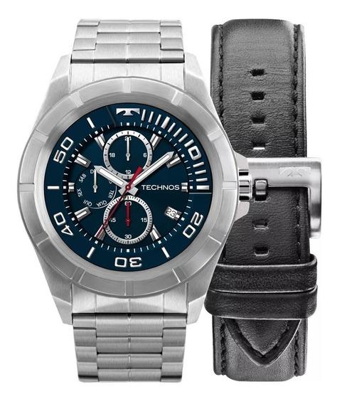 Relógio Technos Connect Touch, Muda Visor, Troca Pulseira.