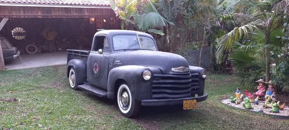 Chevrolet Boca De Sapo 1951 3100 Pickup 51