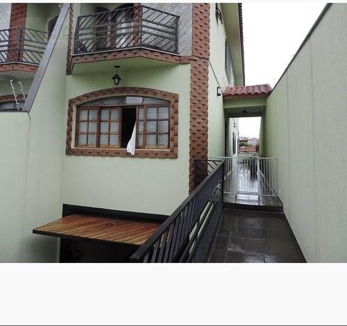 Imagem 1 de 30 de Casa Para Venda, 3 Dormitórios, Vila Pereira Barreto - São Paulo - 2284