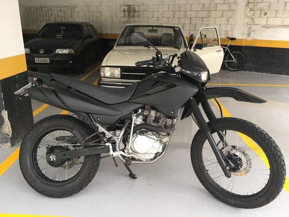 Honda Bros 150 Modificada