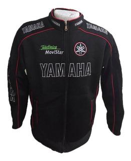 Chamarra Yamaha Negra Caballero Tallas Envió Gratis Msi