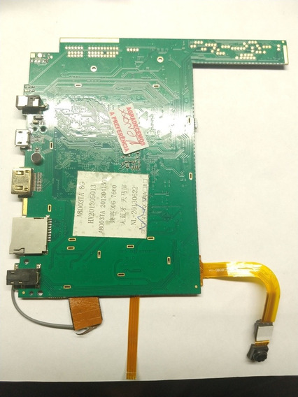 Placa Tablet Lenoxx Mod A8003ta..com Mini Hdmi.