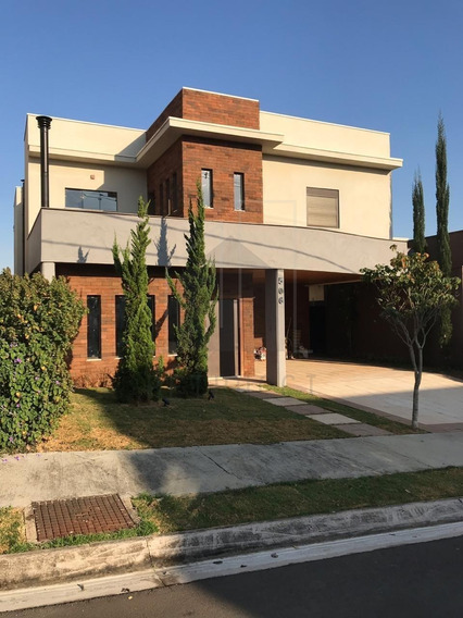 Casa À Venda Em Loteamento Parque Dos Alecrins - Ca000882