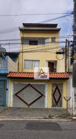 Sobrado Com 4 Dormitórios Para Alugar, 1000 M² Por R$ 2.700,00/mês - Jardim Milena - Santo André/sp - So0145